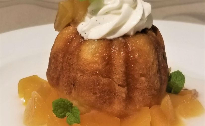 Rum Babas: Test 2