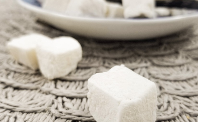 Vanilla Marshmallows: Test 1